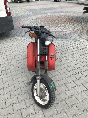 Simson skuter sr 50 oryginal zarejestrowany ubezpieczony