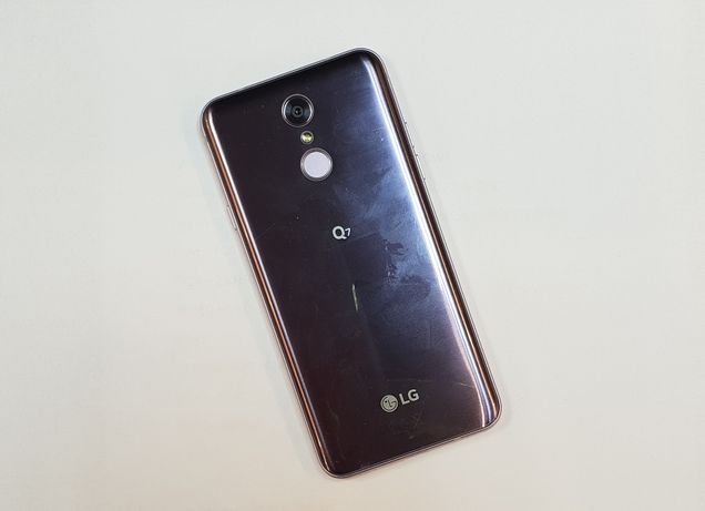 Lg Q7 jak nowy