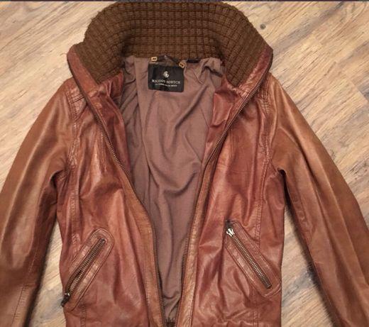 Maison scotch куртка кожаная,не adidas nike boss balmain zara