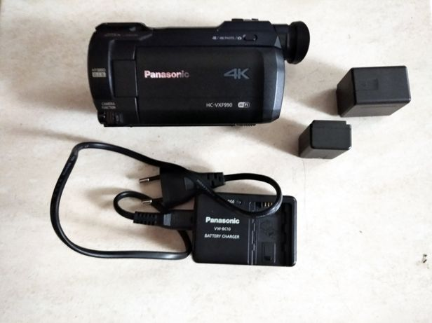 Câmara de filmar Panasonic HC-VXF990