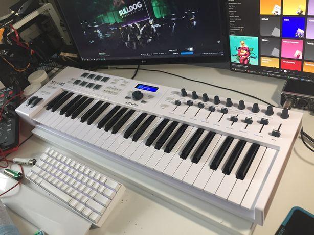 Arturia Keylab Essential 49 - Ableton Analog Lab 5 + FL Studio mapping