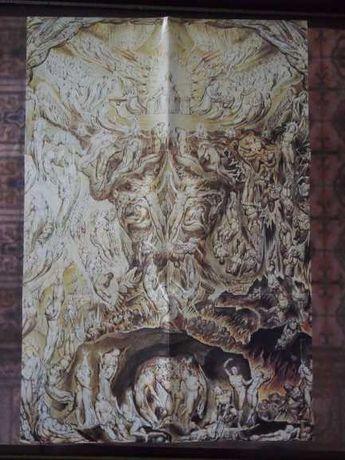 "Mayhem ""Wolf's lair abyss"" Poster (Black metal)"