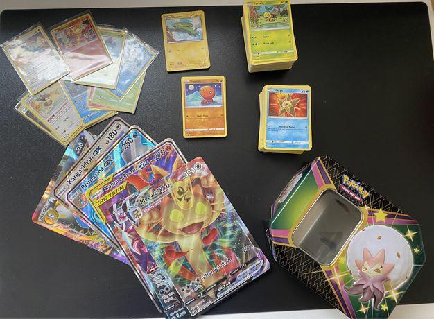 Okazja karty Pokemon ! 300 sztuk