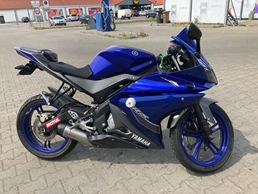Motor Yamaha 2013r