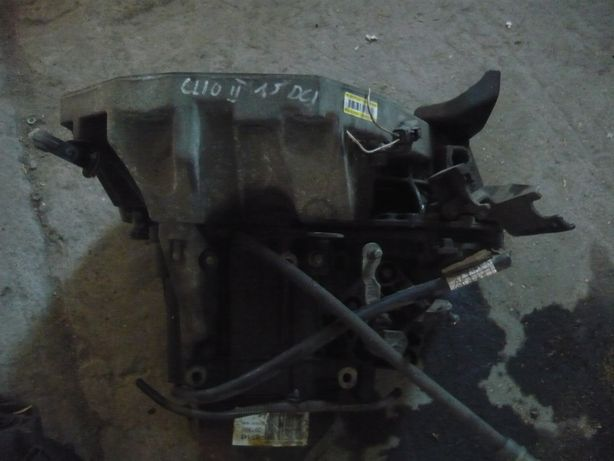 Megane II2 SCENIC CLIO3III Skrzynia Biegów 1.5 dCi