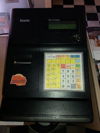 Máquina registadora SAM4S ER 285