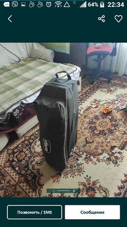 Продаётся раскладн. детская кроватка-манеж-пеленатор Chicco Lullaby LX