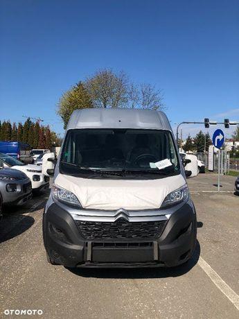 Citroën Jumper  Zabudowa brygadowa, dostępne od SIERPNIA, SREBRNY