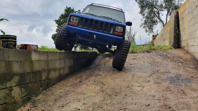 Jeep cherokee xj 98