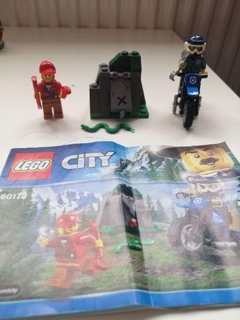 Lego 60170 pościg policyjny