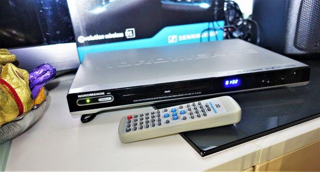 DVD CD USB проигрыватель NordMende