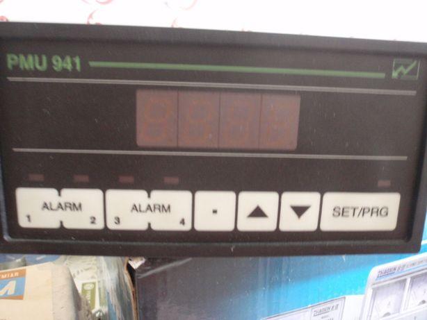Mikroprocesorowy miernik sygnałów prądowych PMU 941