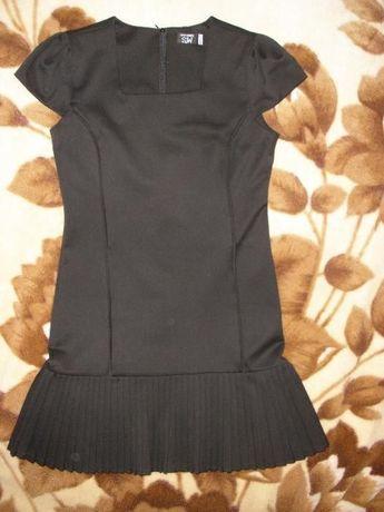 Модное школьное платье SJW Турция 11-14лет как новый! Юбка плессировка