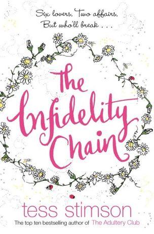 "Книга в оригинале ""The Infidelity Chain"" by Tess Stimson"
