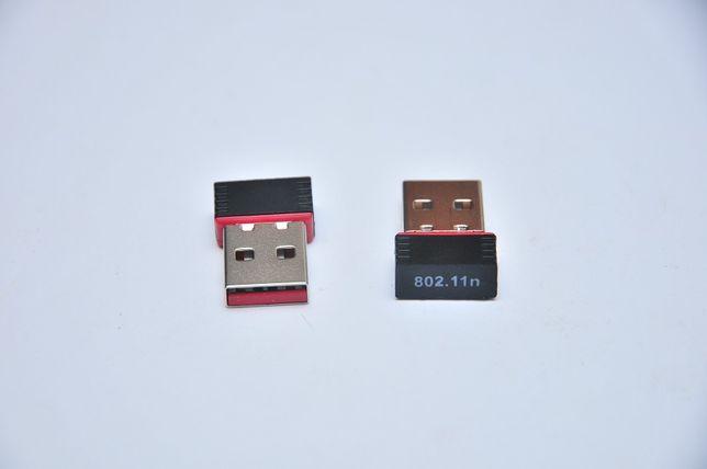 USB Wi-Fi Адаптер 150Mbit/s wifi Роутер 8188 чип без антенны