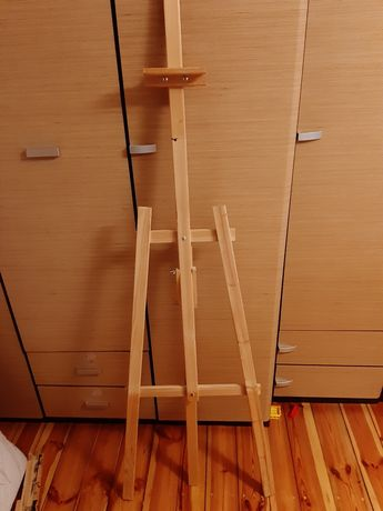 Sztaluga Malarska Drewniana 165 cm