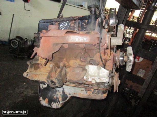 Motor Gasolina MOT AB59890 FORD / TAUNUS / 1985 / 1.3 I / 60 CV /