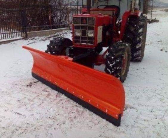 Mocowanie do ciągnika. Mf225 c330 c360. Pług do śniegu. Pług śnieżny