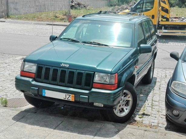 Jeep Grand Cherokee Limited 2.5 TD