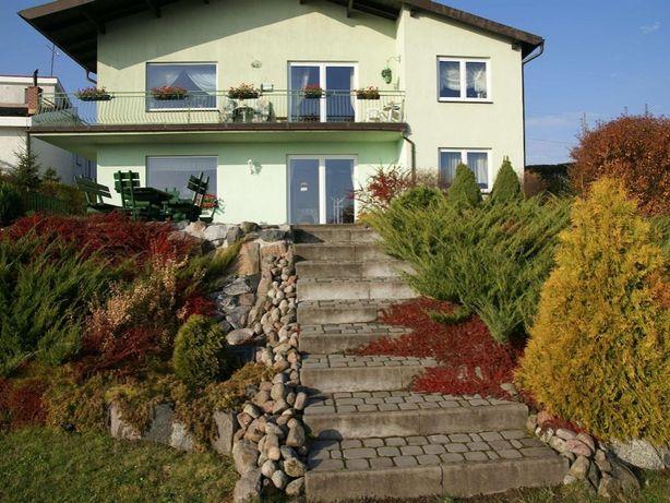 Mazury, wynajem domu bezpośrednio nad jeziorem dla max 13os, Sorkwity