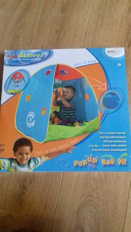 Namiot do zabawy Kid Active firmy Worlds Apart 2+