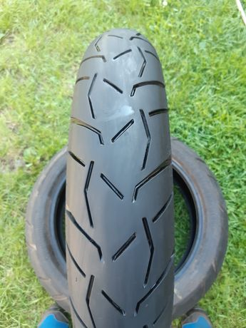 120/70zr19 Continental Conti Trail Attack 3 19r jak nowa