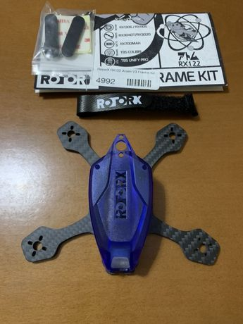 FPV racing drone frame kit - RotorX