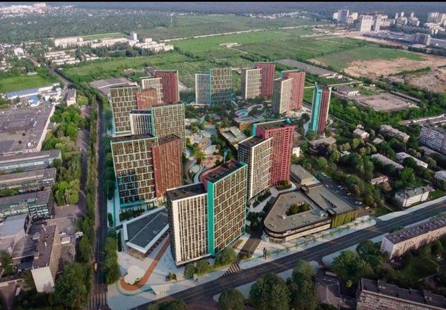 Без комиссии!Продам 2ком квартиру ЖК Диброва Парк Северо-Сырецкая57