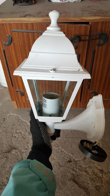 Lampy na zewnątrz kinkiety 2 szt