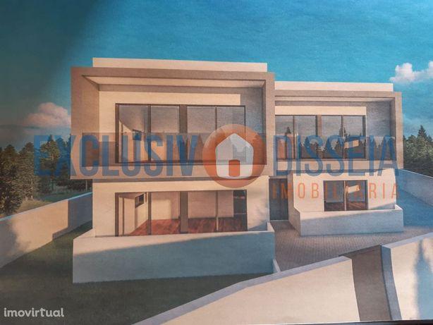 Apartamentos T3 em Oliveira de Azeméis em construção!