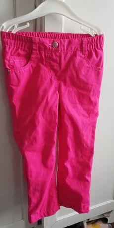 Ocieplene spodnie Lupilu roz . 98