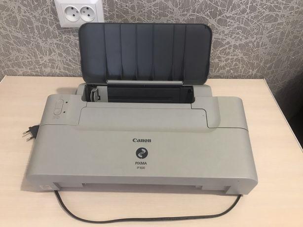 Продам рабочий струйный принтер Canon PIXMA IP 1600