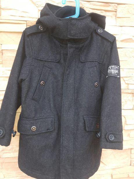 Next wełniany płaszcz płaszczyk 110