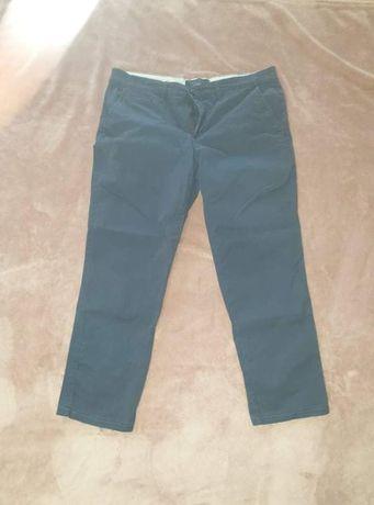 Spodnie materiałowe męskie