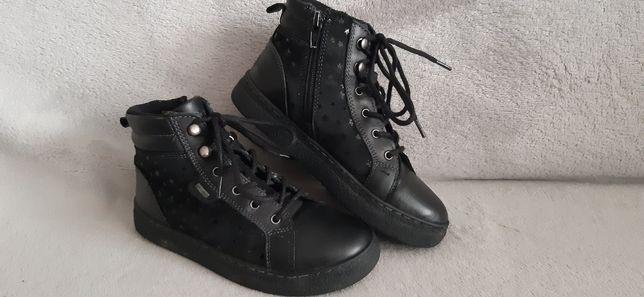 Botki, sneakersy, dziewczęce rozm. 31