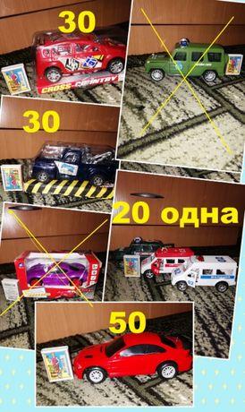 Машинка, машинки, гонки, скорая полиция трактор пожарная бетономешалка