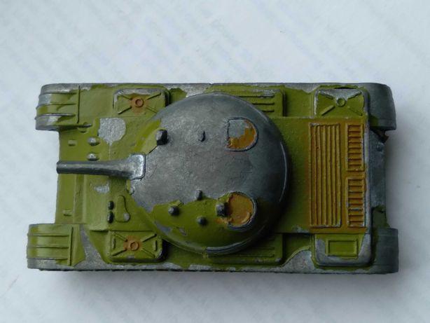 Детская игрушка танк (металл, СССР)