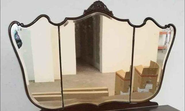 Espelho Queen Anne para restauro