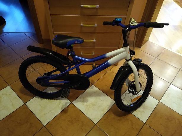 Rower dziecięcy rowerek BMX koła 18 cali