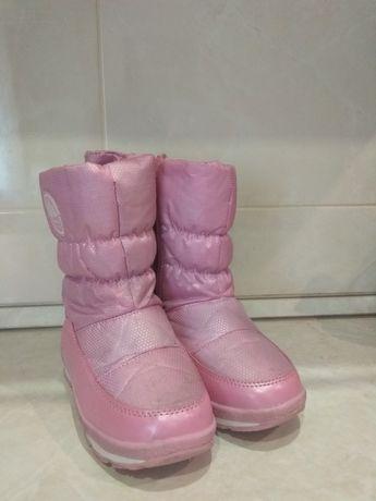 Зимние сапоги для девочки Том.м