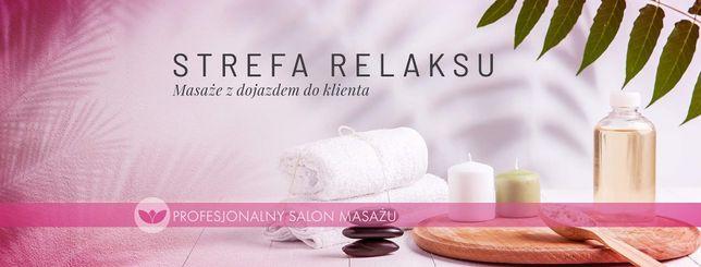 Profesjonalny masaż dla kobiet z dojazdem do miejsca zamieszkania