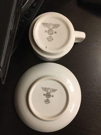 Кофейная пара Вермахта. Третий Рейх, Вторая Мировая война