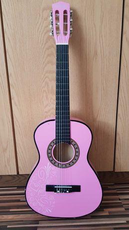 Gitara akustyczna dla dzieci Play ON - różowa