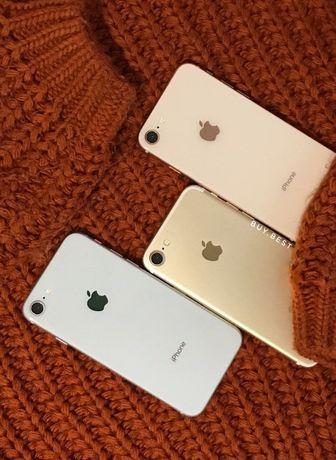 Купить Айфон iPhone 7 8 Plus 32 128 64 256 Black Silver Gold ID:049 GB