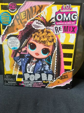 LOL Suprise OMG ReMix Pop B.B.