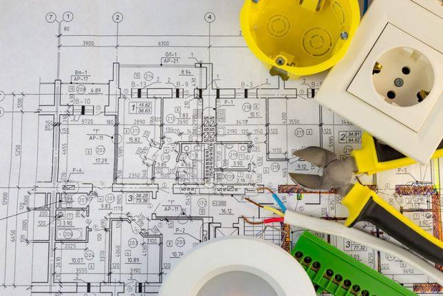 Elektryk/Instalacje elektryczne/usługi elektryczne