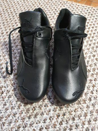 Кросівки шкіряні, кожаные кросовки puma, кроссовки