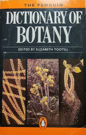 Książka: The Penguin Dictionary of Botany, słownik botaniczny, Tootill