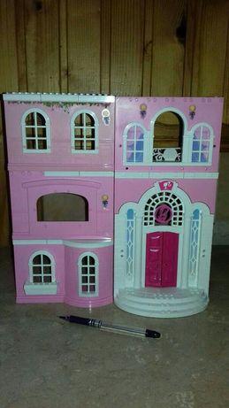 Lego замок домик для кукол
