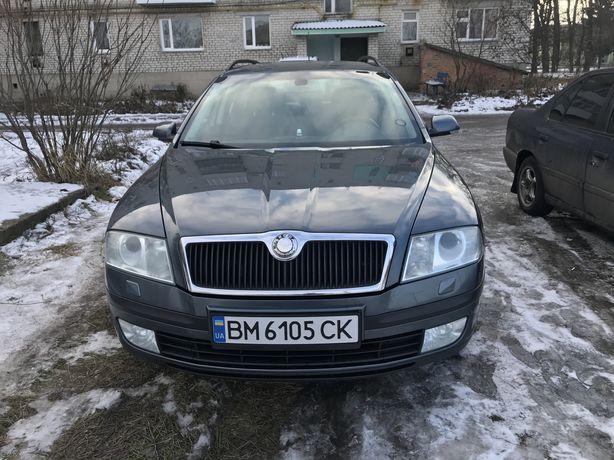 Skoda Octavia 1.6 fsi 2005